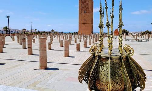 Hassan Tower tour in Rabat