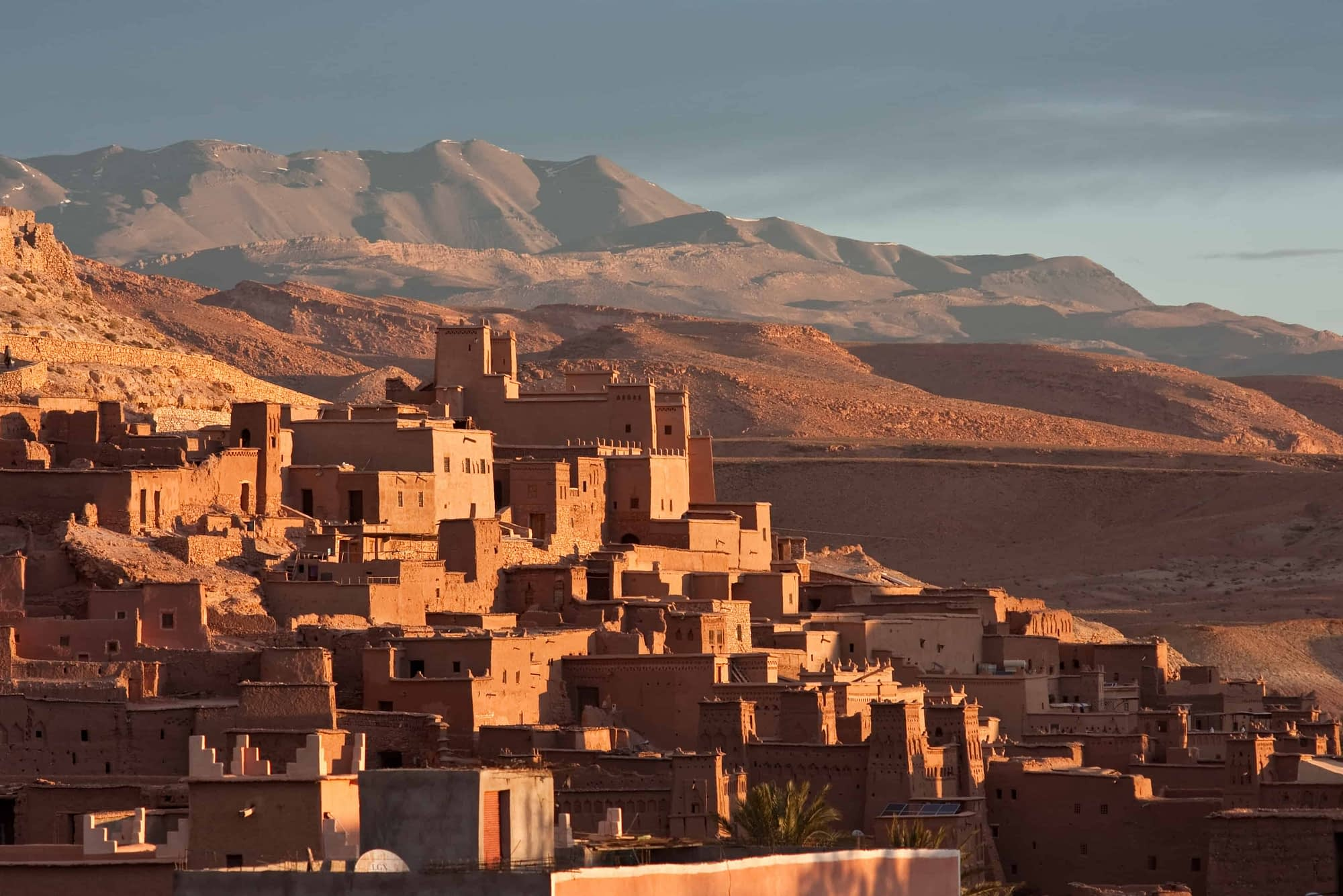 Day trip from Marrakech to the Sahara
