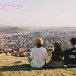 Morocco Tours Beautiful Fes View Medina Tourists Before Covid-19 Travel