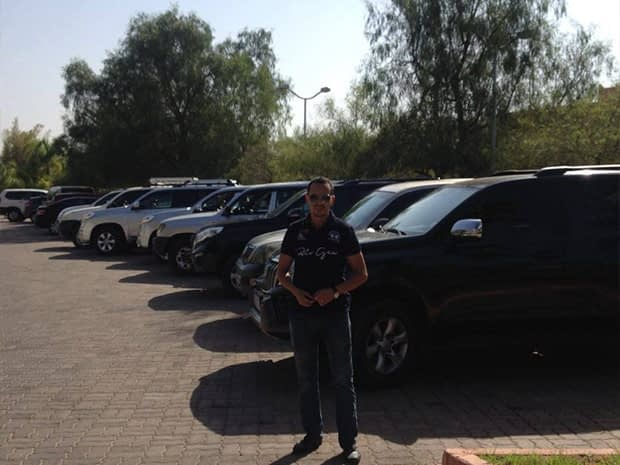 Marrakesh sightseeing & airport pick-up